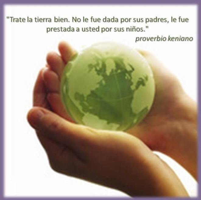 Feliz y Consciente Día de la Tierra!